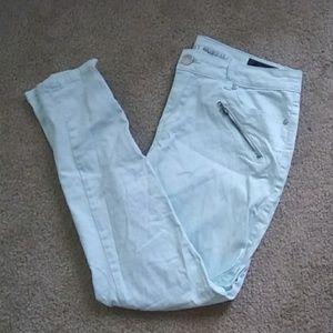 i Jeans by Buffalo Light Blue Pant - Size 10